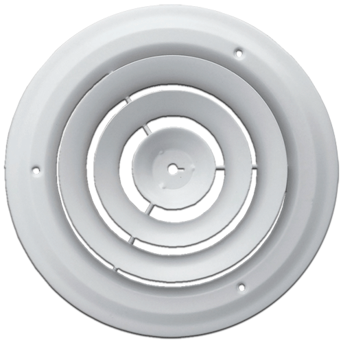 Return Air Grill 8 Inch Round By Accord