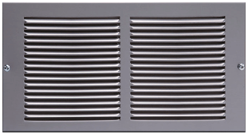 Return Air Grill - Pewter Plated by Imperial