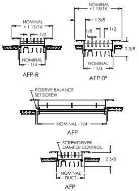 Shoemaker Technical Drawing