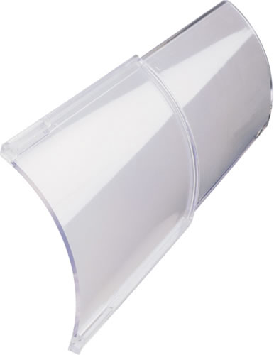 Deflect-o Air Deflector Extension Sleeve