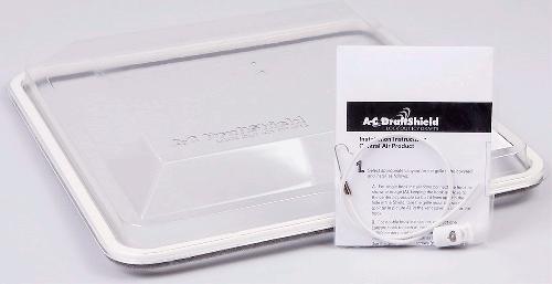 AC Draftshield Plastic Vent Cover