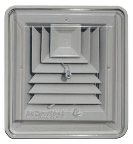 AC Draftshield Plastic Vent Cover - Example 3