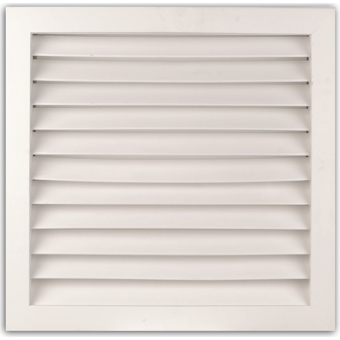 Worth Premier Series Wood Filter Grills - Square