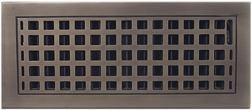 Classic Grills Craftsman Themed Return Air Grills - Light Oil Rubbed Bronze