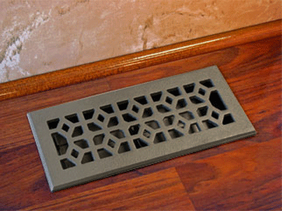 Marquis Design Cast Floor Register