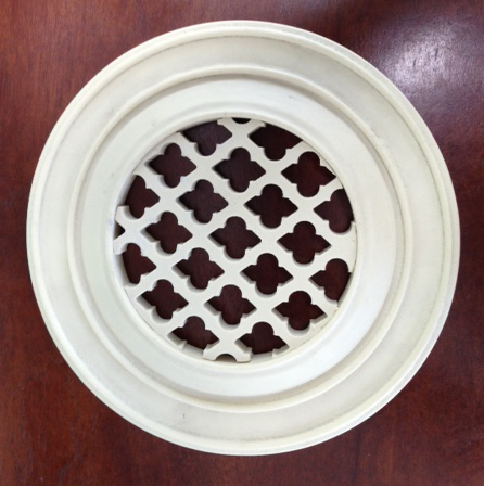 Decorative Wall Grilles Round Wall Grill
