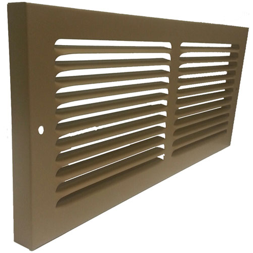 Shoemaker 1150 Brown Baseboard Grille