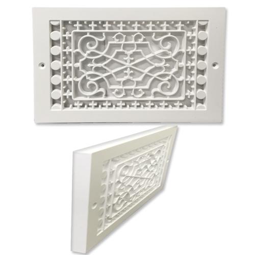 Plastic Decorative Baseboard Cover