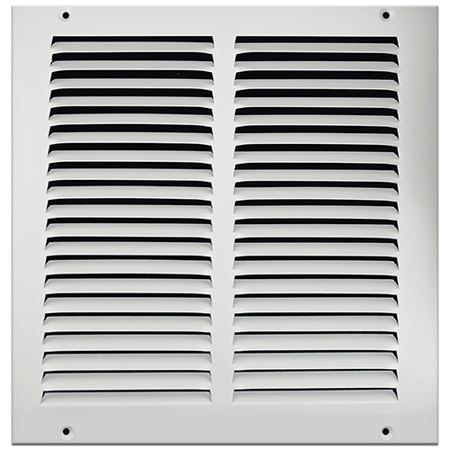 Return Air Grill - White