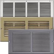 Rectangular Return Air Grilles