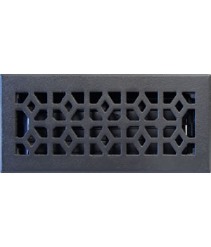 Marquis Solid Pewter Floor Vent