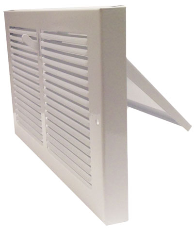 Metal Vent Cover Baseboard Registers