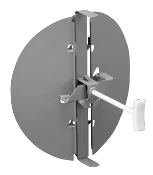 Commercial Round Butterfly Damper