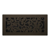 Bronze Age Wonderland Floor Register