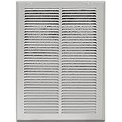 Return Air Filter Grilles - White