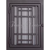 Fancy Vents Craftsman Return Filter Grill - Medium Sizes