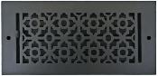 Pasadena Cast Aluminum Wall Register