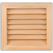 Worth Architectural Series Wood Filter Grilles