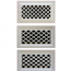 Distinguished Design Resin Wall Registers