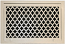 Steel Crest Silver Series Filter Grill