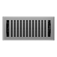 Grey Granite Montezuma Floor Register