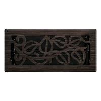 Oil Rubbed Bronze Napa Floor Register