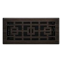 Oil Rubbed Bronze Tokyo Floor Register