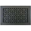 Louvered Wall Vents Decorative Register Cover