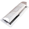 Deflect-o Floor Register Air Deflector With Dust Filter
