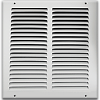 Return Air Grille - White