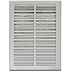 Return Air Filter Grilles - White