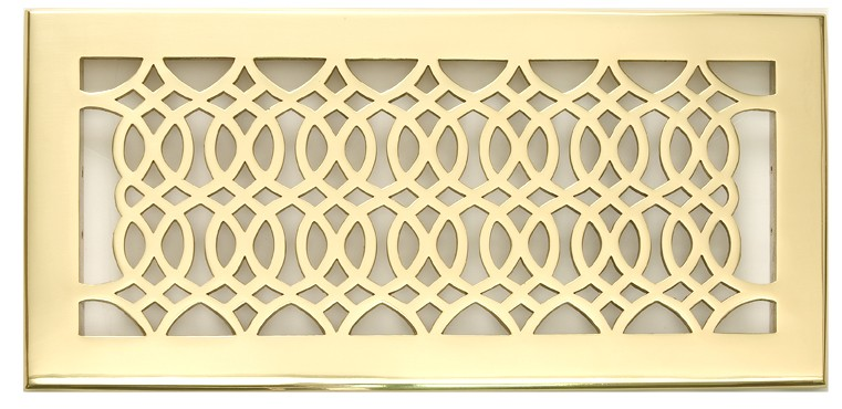 Brass Registers | Wall Air Vent
