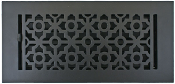 Cast Aluminum Design Floor Vent