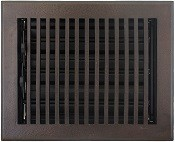 Solid 8x10 Floor Vent