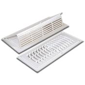 Plastic Pop Up Register And Air Deflector