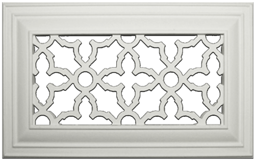 Heritage Resin Wall Grill