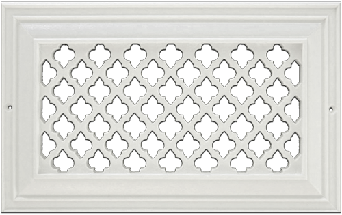 Moroccan Resin Wall Grill